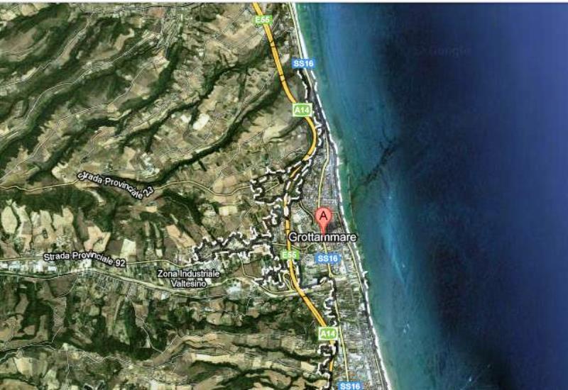 Grottammare google maps