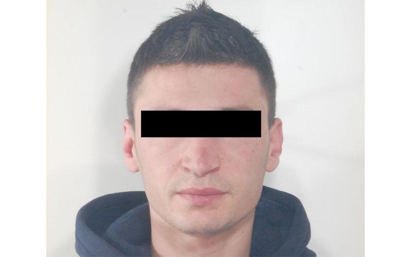 Guri Ardiol, giovane di 22 anni arrestato per spaccio di cocaina