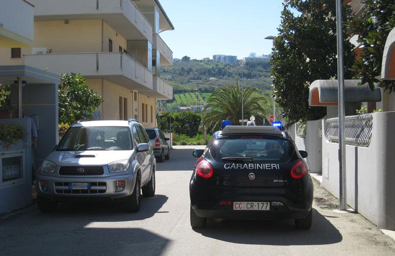 Omicidio in via Volturno ad Alba Adriatica