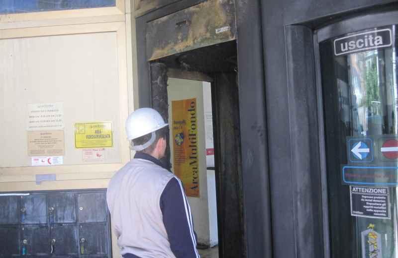 Incendio alla Carifermo (4)