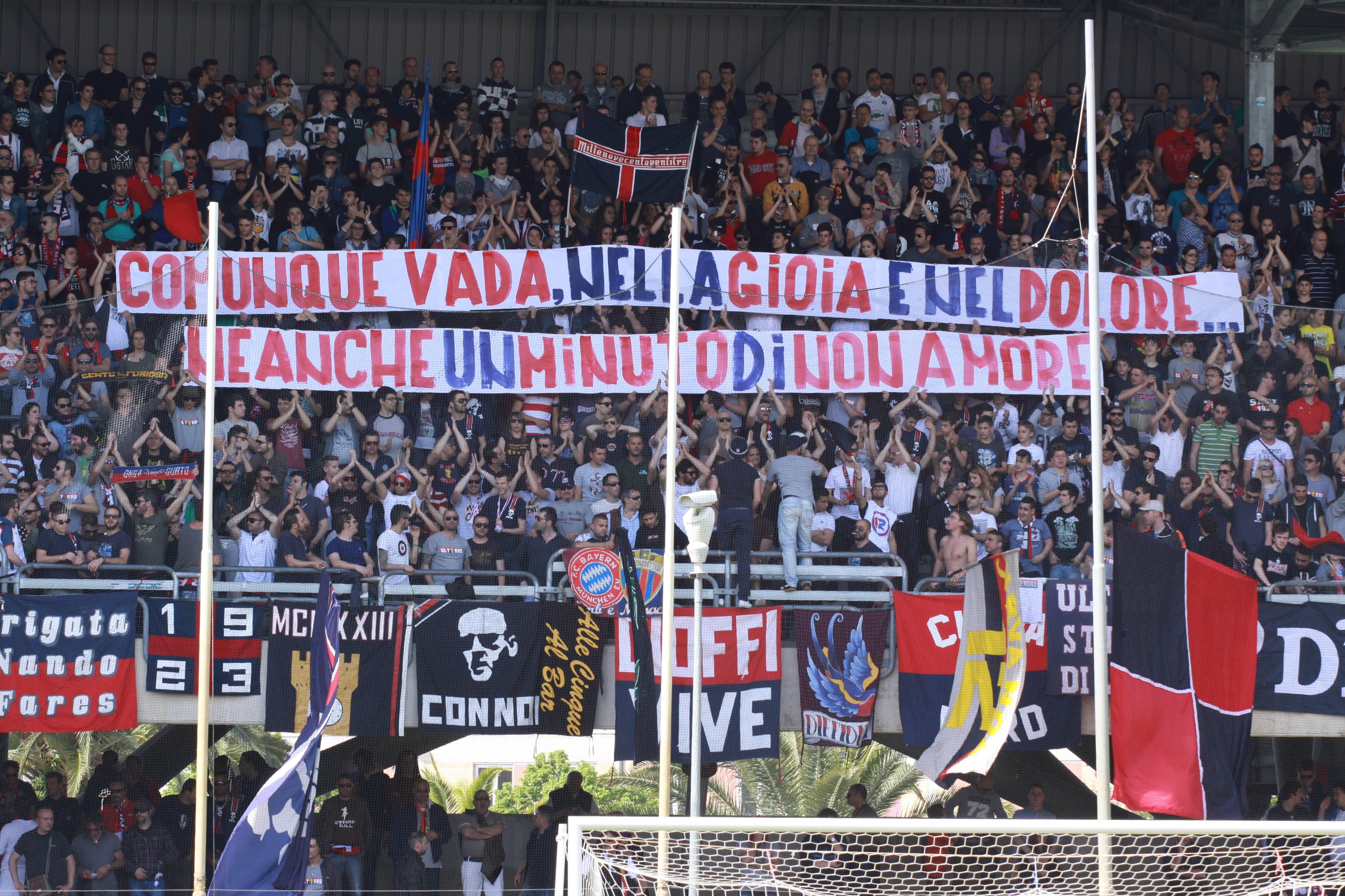 Il pubblico di Samb-Isernia (foto Bianchini)