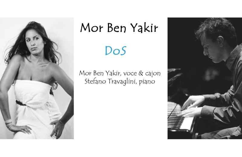 Stefano Travaglini e Mor Ben Yakir in concerto