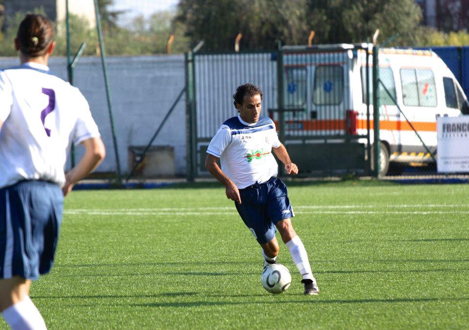 il forte centrocampista Roselli