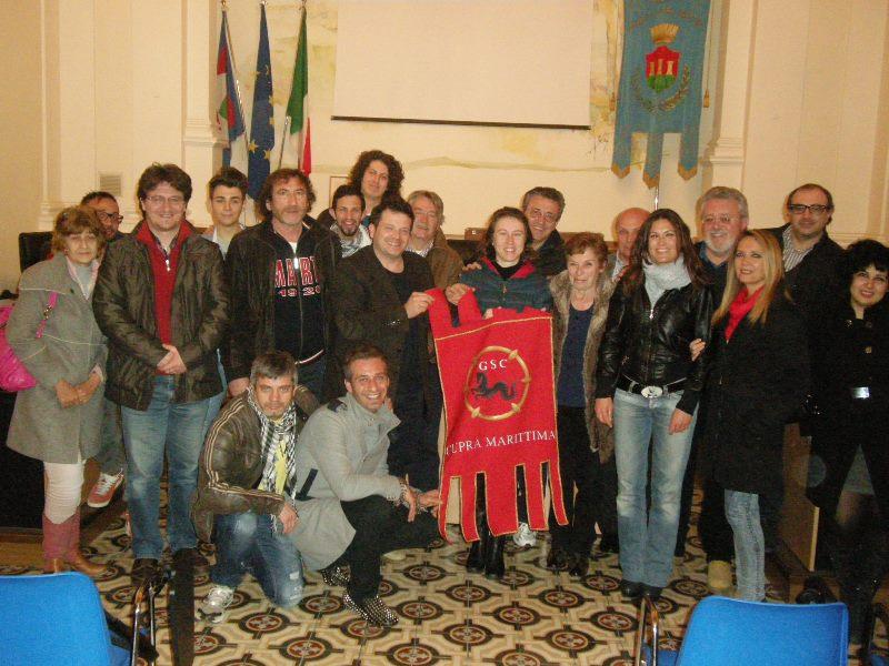 Il gruppo Artocria si prepara per il Natale Romano 2013