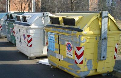 Cassonetti della spazzatura