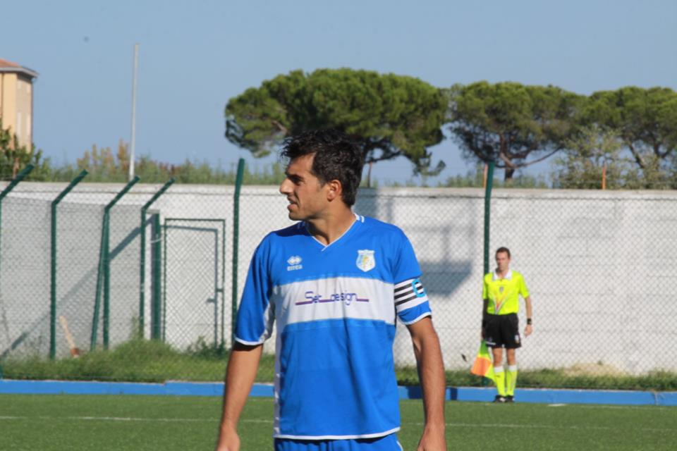 Giampiero Spinosi oggi in gol
