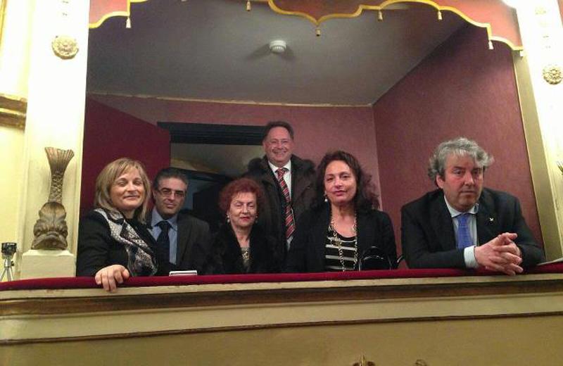 Serata di beneficenza pro Fenice al teatro di Atri