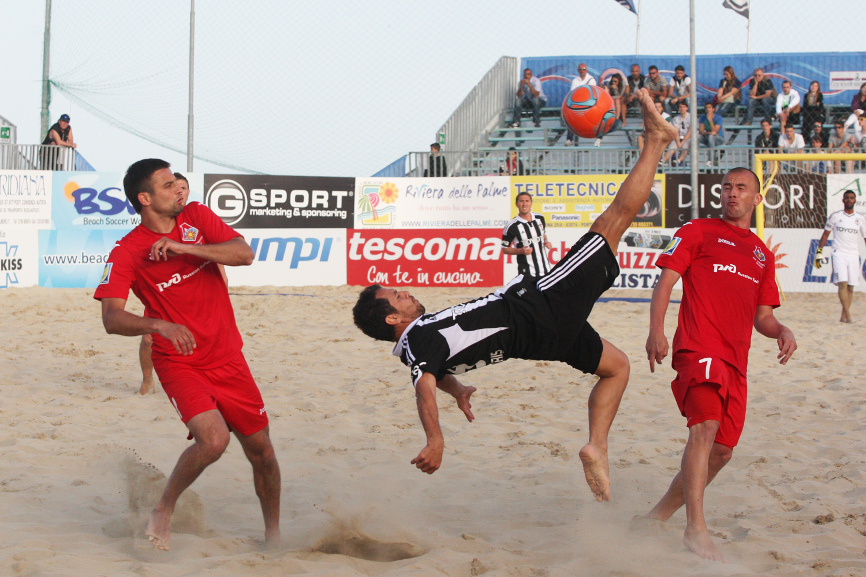 Beach Soccer (foto Cicchini)