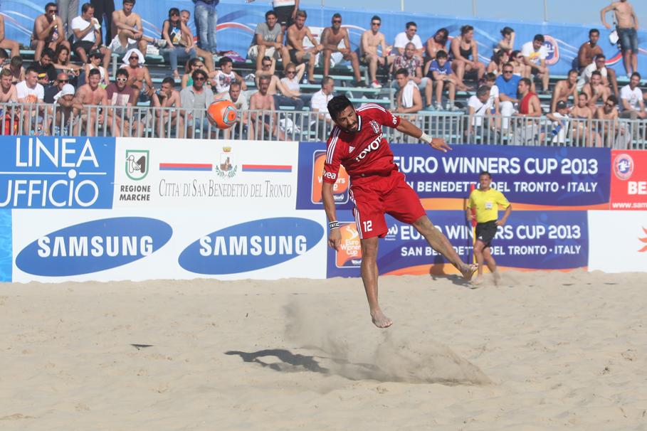 Beach Soccer (foto d'archivio)