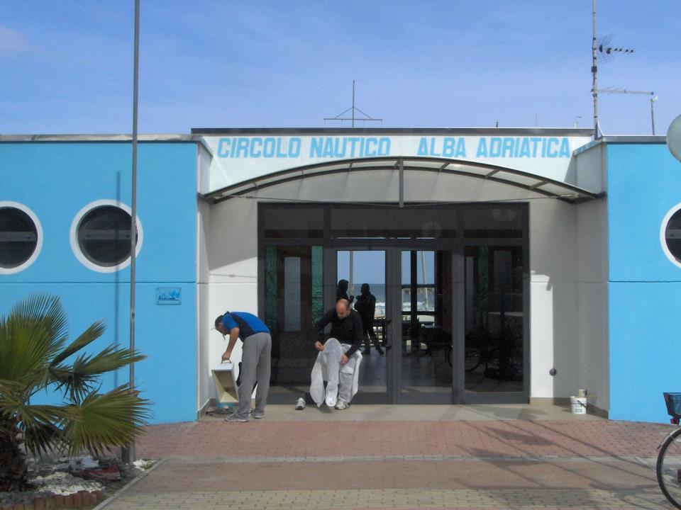 Il Circolo Nautico di Alba Adriatica