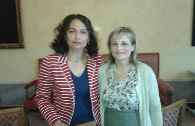 Desiree Del Giovine e Anna Pompilii