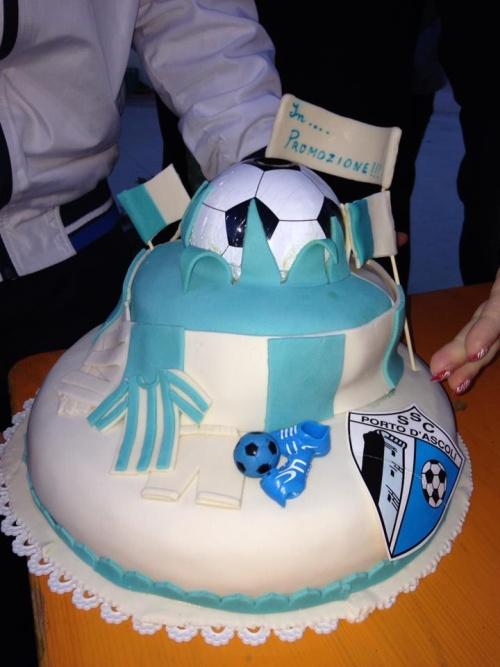 La torta del Porto d'Ascoli