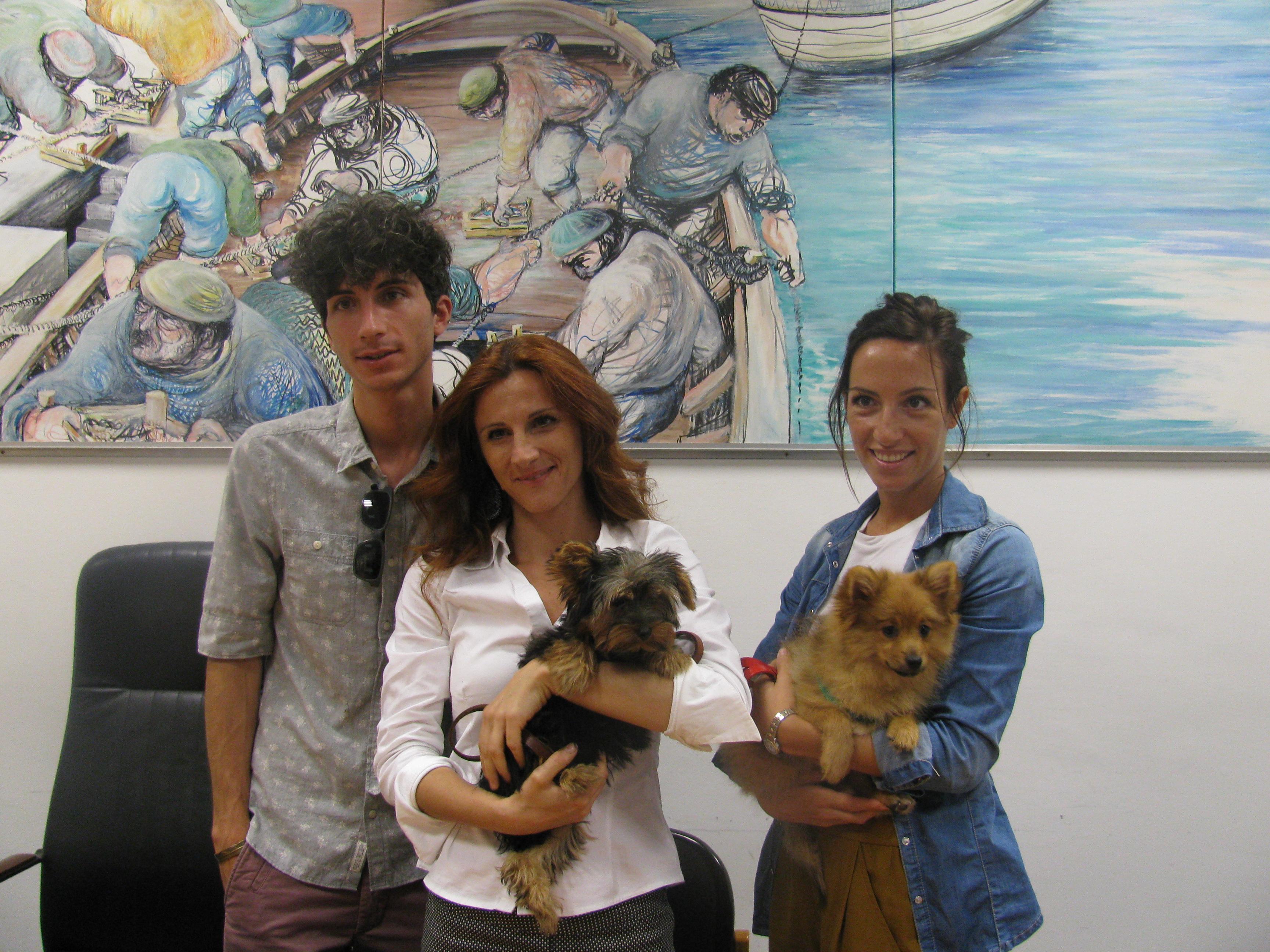 Alice Agnelli soddisfatta per il buon epilogo dei cuccioli sequestrati