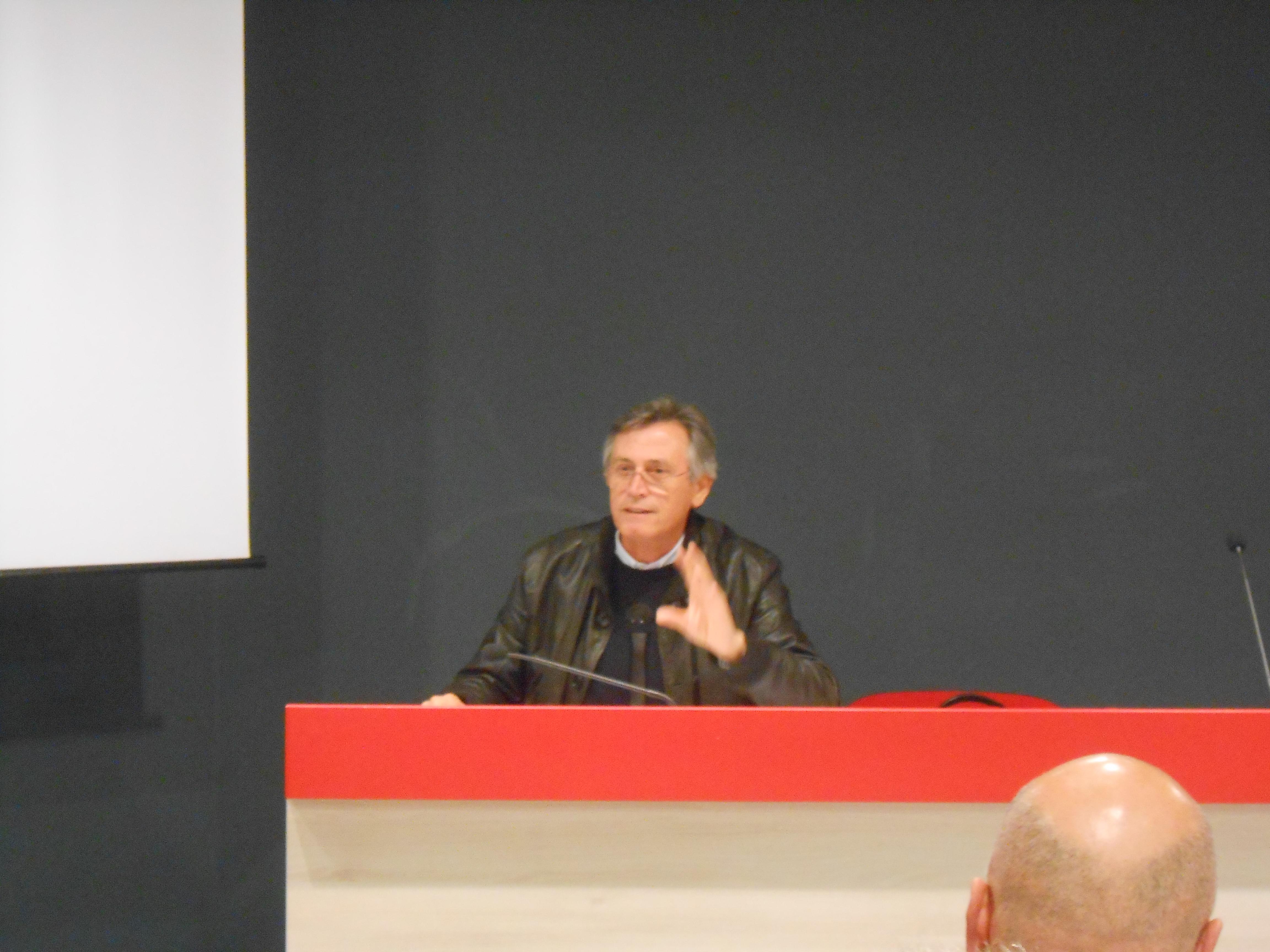 Paolo Perazzoli, consigliere regionale Pd