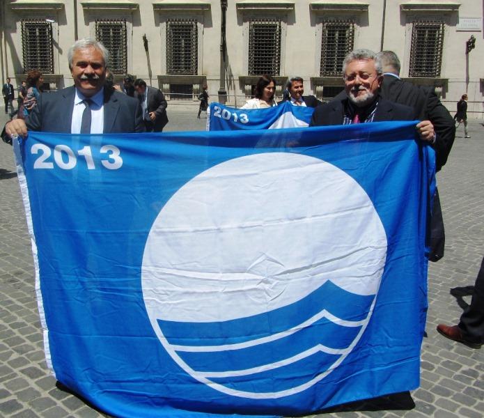 Da sinistra:  Domenico D'Annibali e Marco Malaigia
