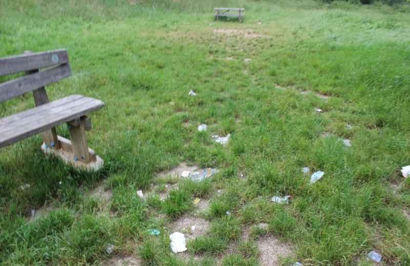Degrado nel Parco della Madonnetta (2)