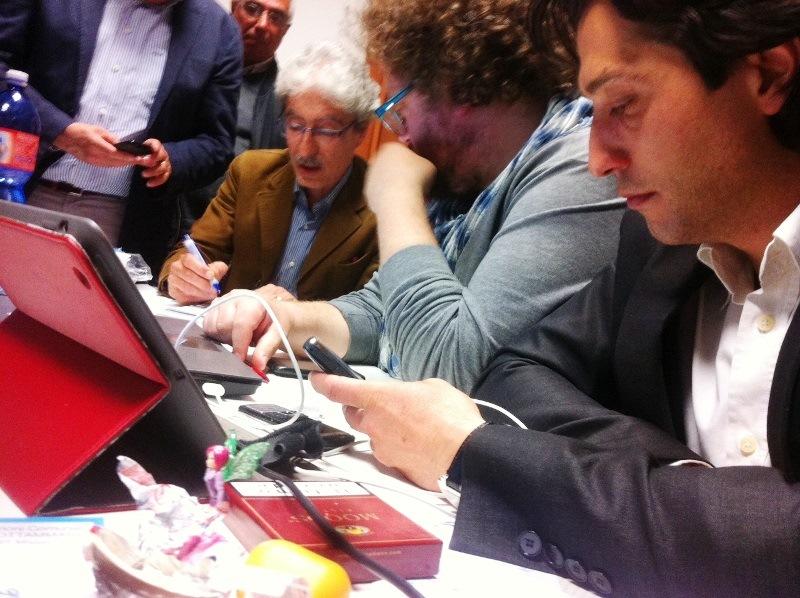 Enrico Piergallini elezioni comunali 2013