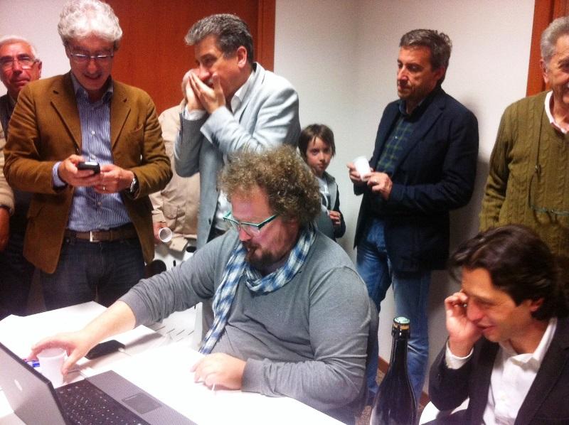 Enrico Piergallini elezioni comunali