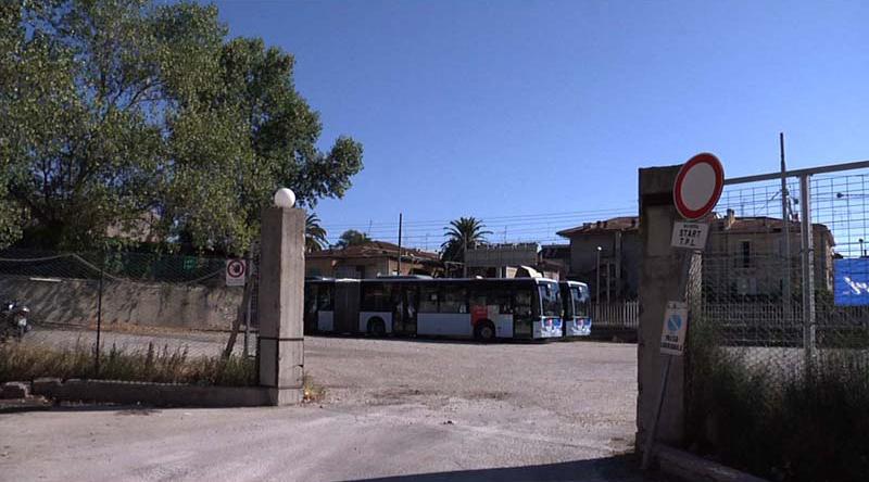Ex deposito Start di via Calatafimi