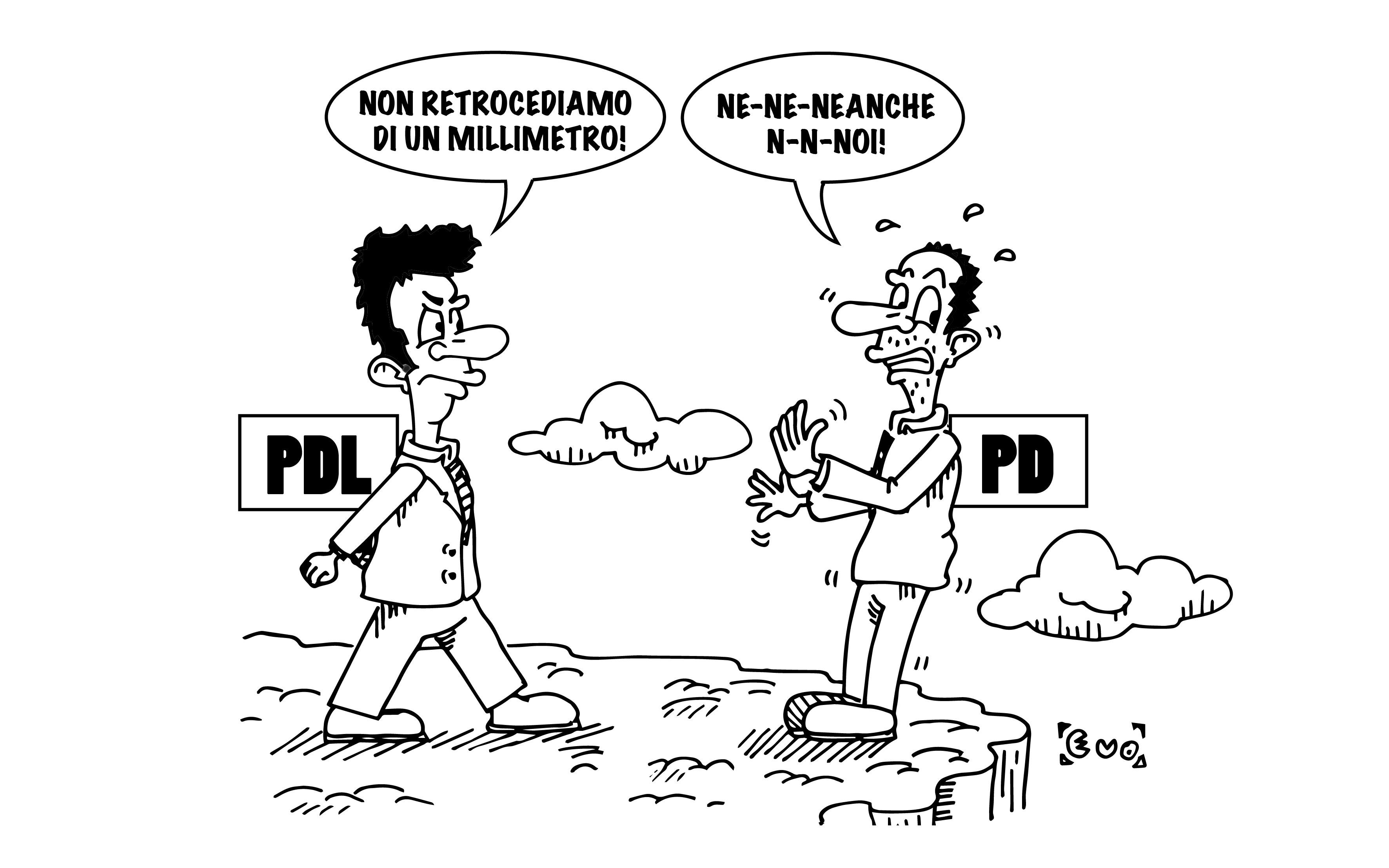 Vignetta di Evo