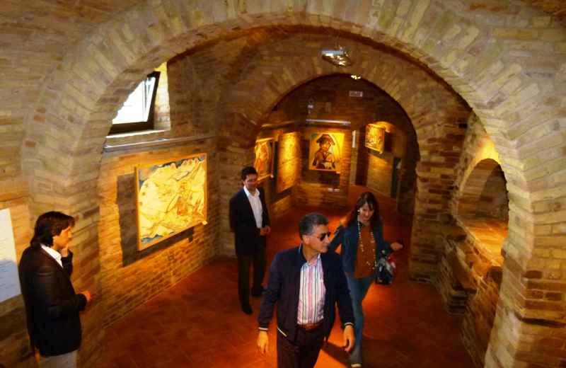 Museo del Tarpato