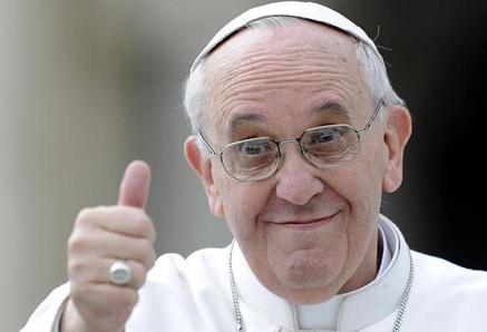 Papa Francesco (immagine google)