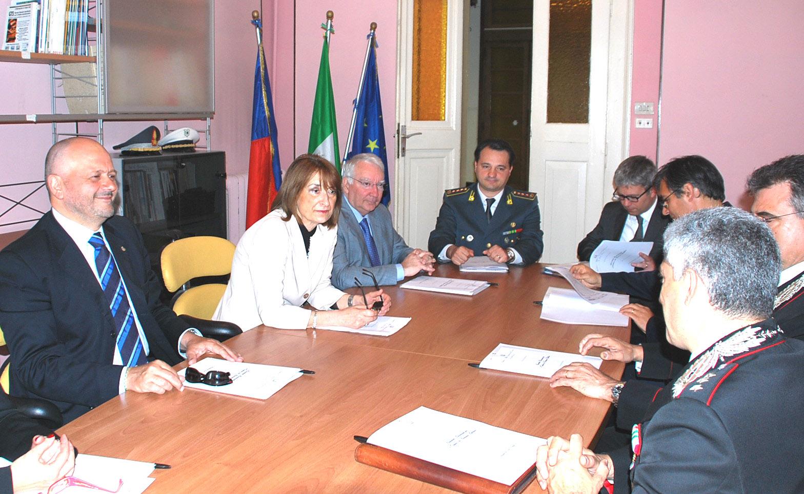 Comitato provinciale per l'ordine e la sicurezza