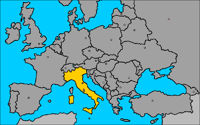 La nostra penisola in giallo