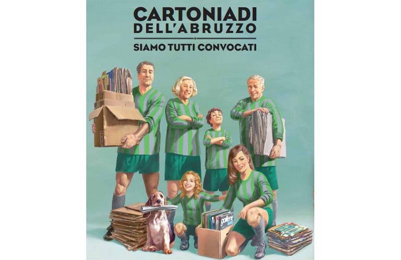 Cartoniadi dell'Abruzzo 2013
