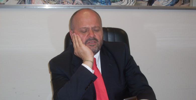 Il sindaco Gaspari