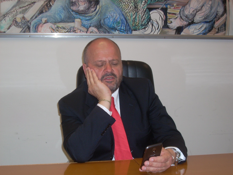 Il sindaco Gaspari sta cercando da giorni soluzioni per salvare la Samb