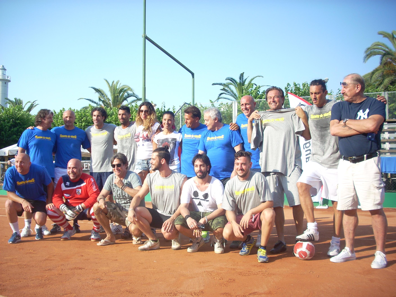 I partecipanti a Sports Stars