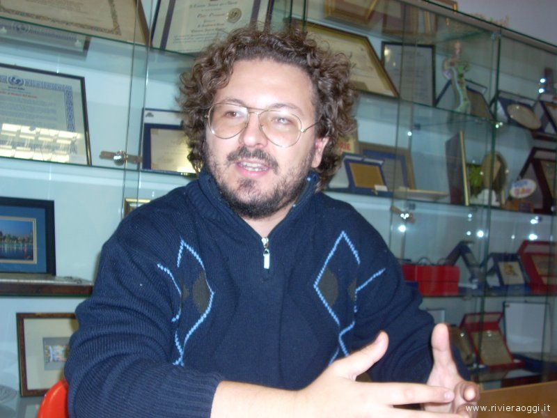 Daniele Primavera segretario di Rifondazione Comunista della provincia di Ascoli