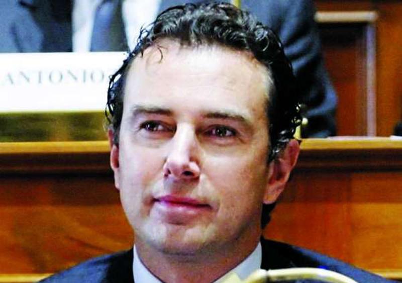 Fabio De Lillo, consigliere regionale del Lazio