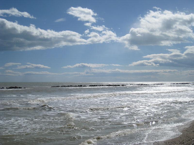 Il mare di Martinsicuro