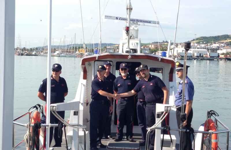Motovedetta del Servizio Navale dei Carabinieri