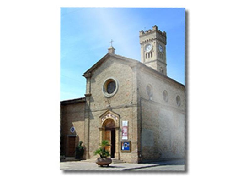 La chiesa della SS. Annunziata a Porto d'Ascoli