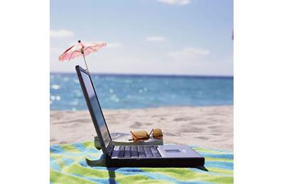 Wi-fi sulla spiaggia