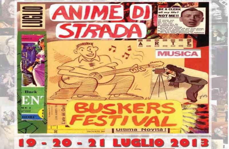 Anime di Strada, Buskers Festival