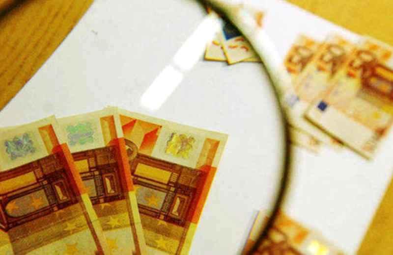 Banconote contraffatte (foto di repertorio)