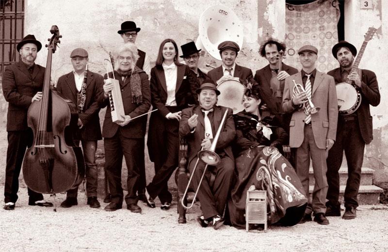 Mauro Ottolini e la sua band