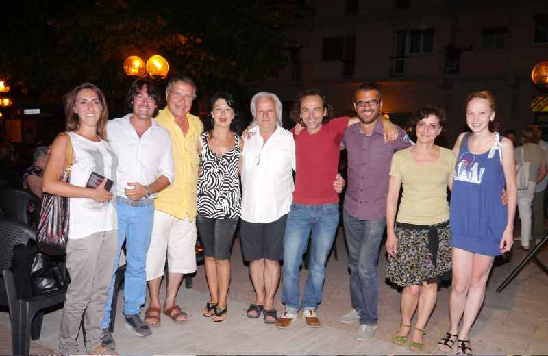 Cabaretour, l'associazione Lido degli Aranci con Tuttobene e Beddini