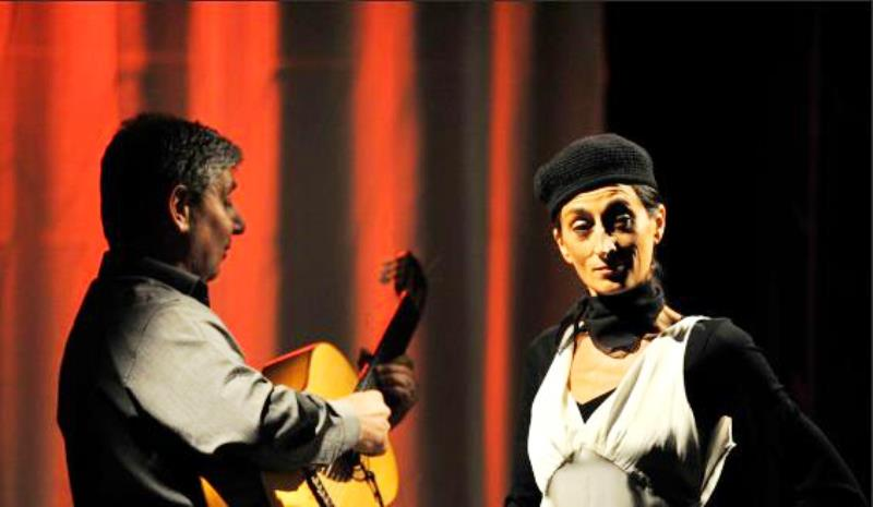 Cattaneo e Gallotta sul palco