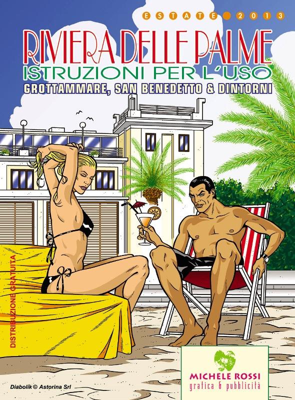 Copertina Riviera delle Palme Istruzioni per l'uso 2013
