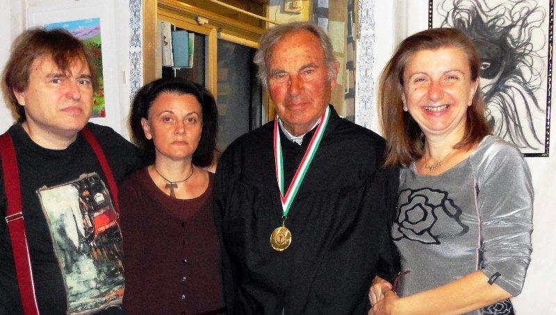 Danilo e nazareno Tomassetti Antonella Spinelli Annunzia Fumagalli