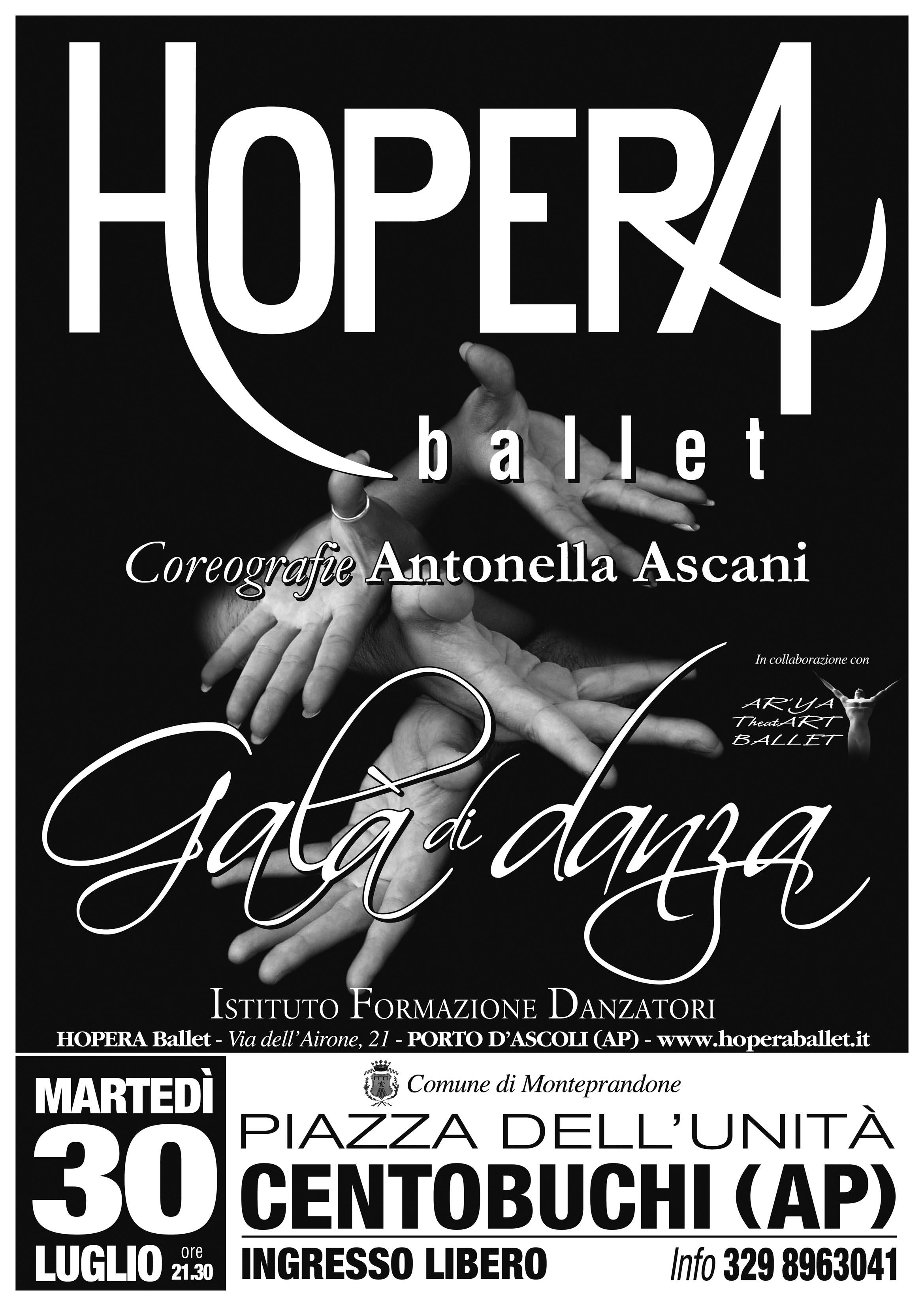 Hopera Ballet