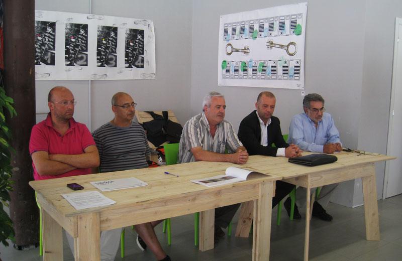Emiliano Di Matteo, Silvio Palermo, Leandro Pollastrelli, Mario Esposito, Tito Rubini