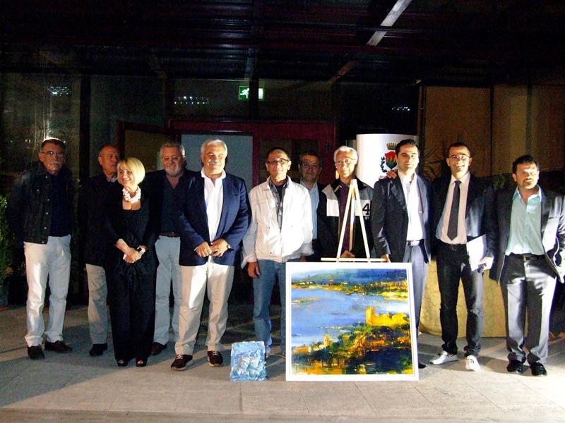Premio Cupra 2013 foto di gruppo