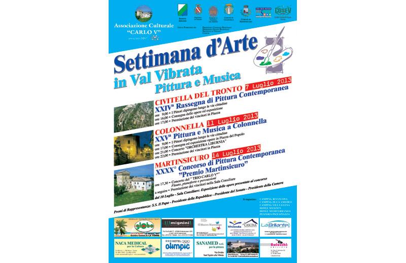 Settimana d'Arte in Val Vibrata