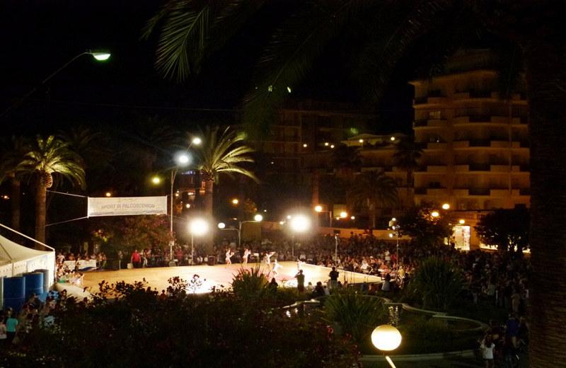 Sport in palcoscenico, una foto dell'edizione 2012